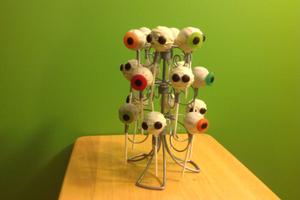 Halloween Cake Pops #spookytreat