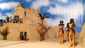 Playmobil Palm Trees