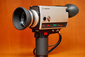 Guide to Super 8 Cameras