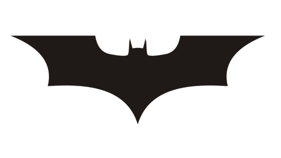batman logo outline batman logo clip art vector clip art
