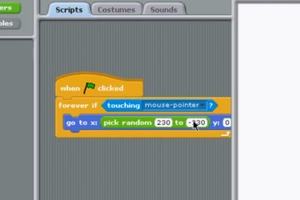 Scratch Tutorial