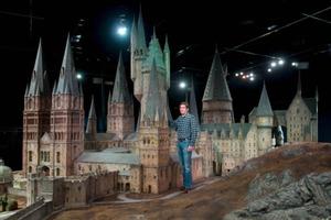 Hogwarts Scale Model