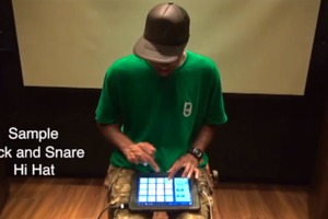 Hip Hop Beat on your iPad