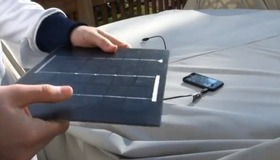 How To Build a Solar Powered Charger