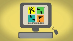 Geocaching Website