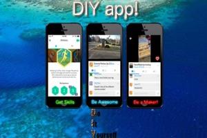DIY App Poster