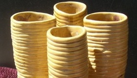 Four Top Coil Pot