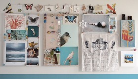 Nature Design Board