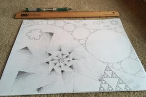 Fractal doodles