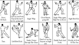 Tai Chi Diagram