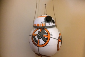 BB8 Trick-or-Treat Bag