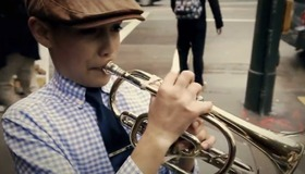 Gabriel Angelo The Trumpet Kid