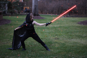 Sith Warrior-- Star Wars