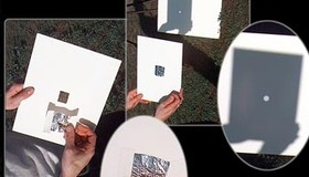 Three Different Kinds of Solar Projectors
