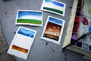 Watercolor Techniques