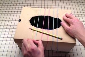 Shoebox Harp