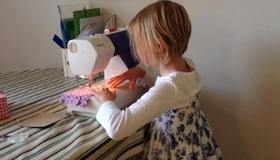 Sewing When You're Nine