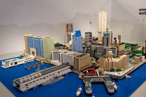 Kowloon Lego City