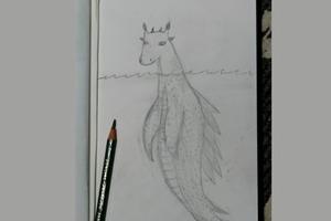 Fantasy Sea Creature
