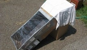 Cardboard Food Dehydrator