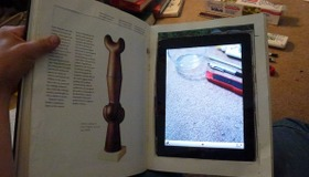 Make a Secret Book Camera