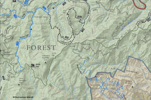 Explore the US Forest Service's Maps