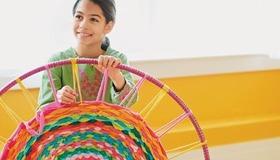 Hula Hoop Rug