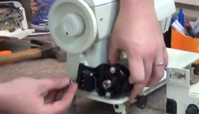 Replace An External Sewing Machine Motor