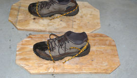 Invent Your Own Snowshoes