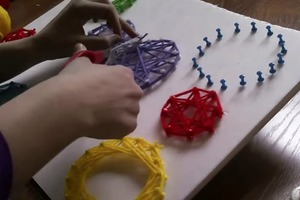 DIY String Art (The Cheap Way)