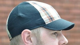 Make a Cycling Cap