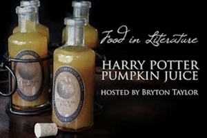 Copycat Harry Potter Pumpkin Juice Recipe