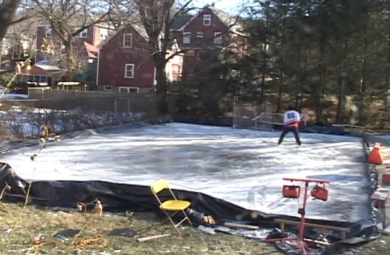 Build A Winter Playground   DIY