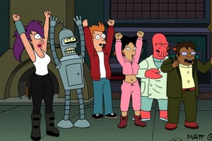 Futurama Cast LIVE table read