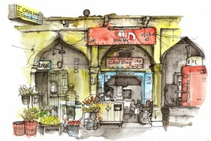 Jhonson Market
