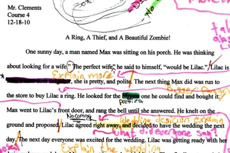 Have Someone Edit Your Writing - DIY
