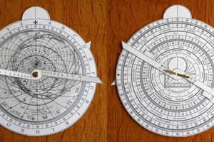 How to make an astrolabe