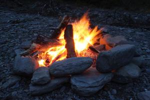 Build a Campfire