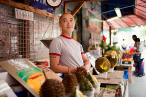 Taste, Don't Smell: The Durian Man