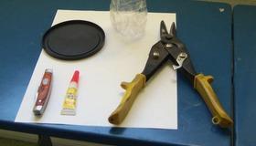 Pinhole Magnifier