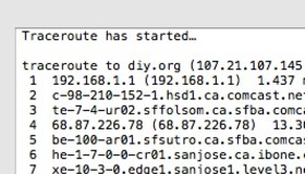 DIY Traceroute
