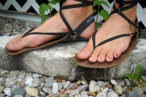 How To Make Sandals