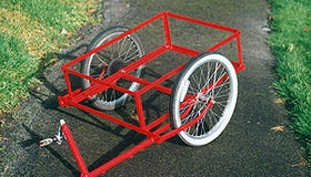 Heavyweight Bike Trailer