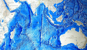 Maps of the Ocean Floor