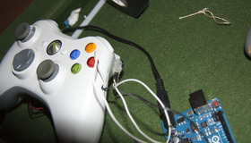 Mod An xBox 360 Controller