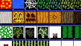 Minecraft Texture Example