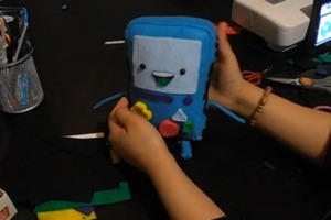 How To Make a Beemo Doll