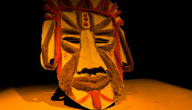 Design a Tribal Mask
