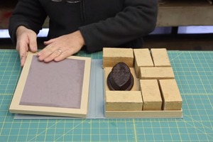How to Make a Clamshell Portfolio