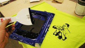 Screenprinting for under 10$